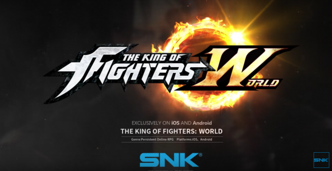 THE KING OF FIGHTERS: WORLD