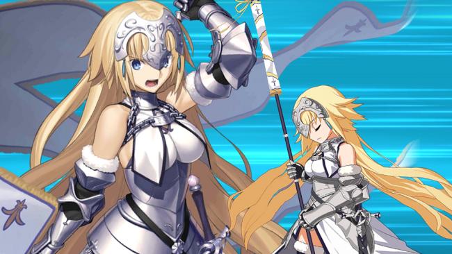サーヴァントDAYS ジャンヌ・ダルク Fate/Grand Order