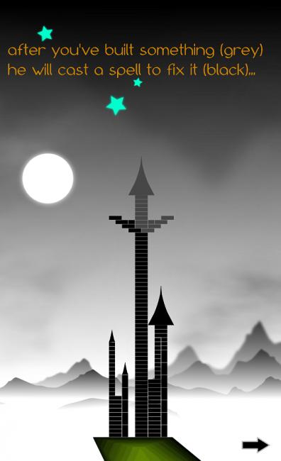 アプリ〇作劇場 The Tower of Egbert クラフトパズル