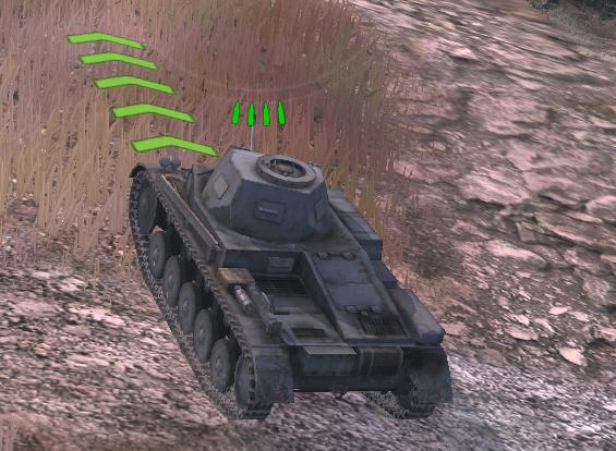 ガルパン Ⅱ号戦車 履修!戦車道!