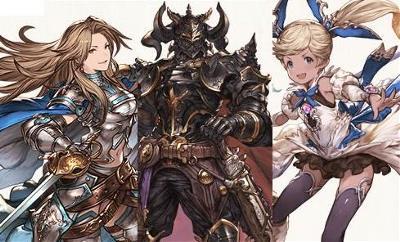 SSR「カタリナ」「黒騎士」「イオ」(リミテッドバージョン。
