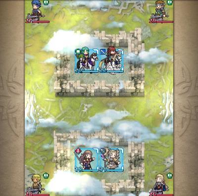 FEHリリース記念スペシャルマップその3