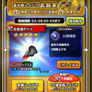 星ドラ 基本武闘家1702 01