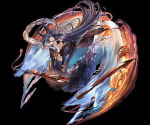 【グラブル】火属性SSRキャラ[千年を探す者]ユエルの評価!