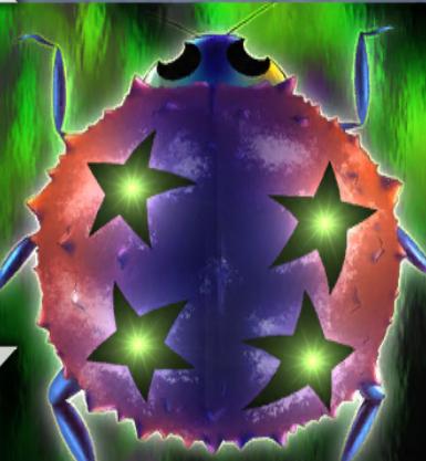 死の4つ星てんとう虫