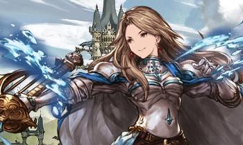 しっかり者の女騎士SR「カタリナ」