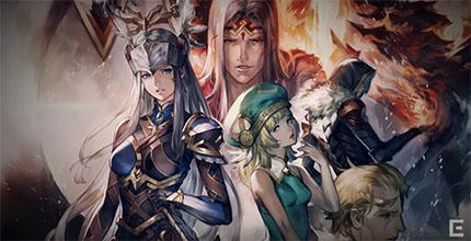 スクエニの名作RPG『ヴァルキリープロファイル』シリーズ最新作は重厚なストーリーを彩る演出とBGMがアツい!【今日のアプリ】