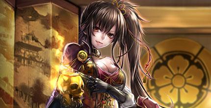 美麗イラストで描かれる戦国武将たちがイイ!ドット絵バトルのアツいRPG【今日のアプリ】