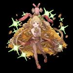 【グラブル】加速力手に入れたアイドル土属性SRキャラ[レイジーフェアリー]双葉杏について