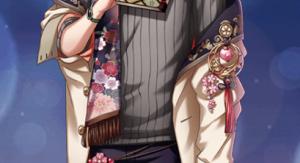 袖についているこのエムブレムは今回のイベントキャラ全員が付けています。