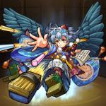 【モンスト】水属性の星4.5最強モンスターは、バッツ・クラウザー!?