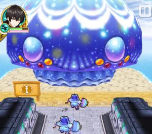 【白猫】破滅級紫ルートの巨大クラゲ