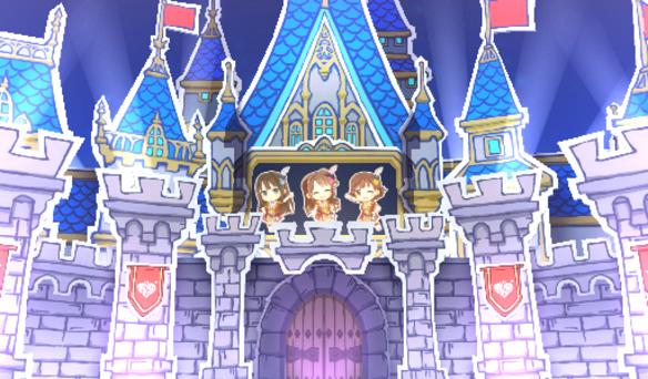 MV:お城のモニターに映るnew generations