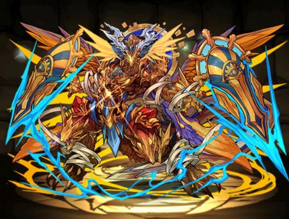 ラードラゴン 多色最強リーダー!ラードラゴン!