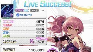 イベント「Nocturne」ハイスコアランキング