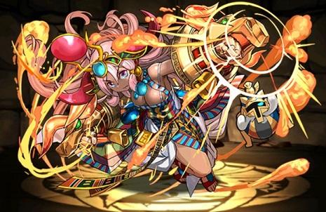 【パズドラ】美しいだけじゃない!特待生イシスで極限の闘技場3攻略!