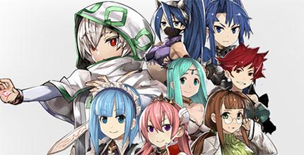 主人公はCV堀江由衣さん!たくさんの可愛い姫さまを仲間にしていくダメージインフレのタップRPG