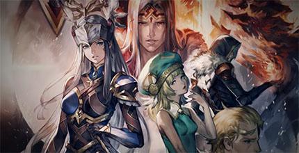スクエニの名作RPG『ヴァルキリープロファイル』シリーズ最新作!重厚なストーリーを彩る演出とBGMがアツすぎる!【今日のアプリ】