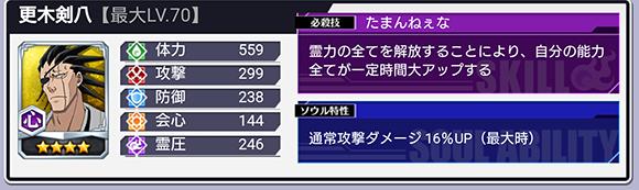 ★4更木剣八