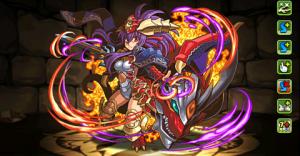 絶世の紅龍喚士・ソニア アナザー
