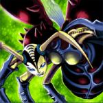 【遊戯王デュエルリンクス】女王様が登場!?昆虫族の大群が押し寄せるモンスターを紹介します!