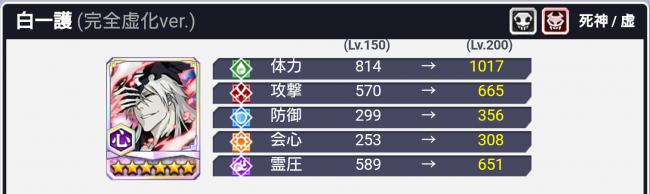白一護★6