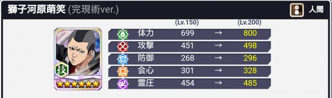 獅子河原萌笑★6