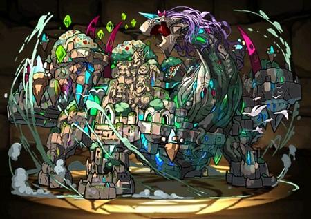 【パズドラ】属性別高HPモンスターランキング1~5位!木属性編