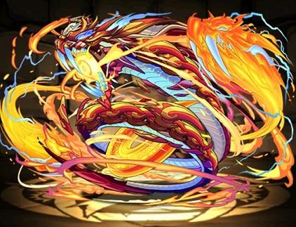【パズドラ】属性別高HPモンスターランキング1~5位!火属性編