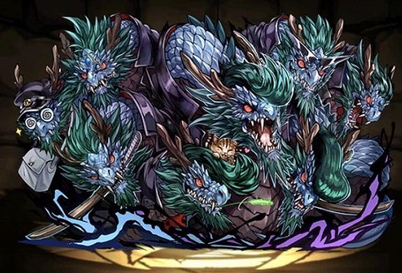 【パズドラ】属性別高HPモンスターランキング1~5位!水属性編
