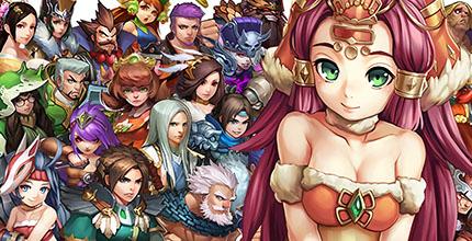 全世界3000万DLの大作!美少女からイケメン、マッチョ、爺さんまで登場するファンタジックな世界観の三国志RPG【今日のアプリ】