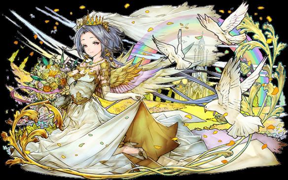輝虹の花嫁・エスカマリ