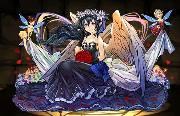 パズドラ花嫁ペルセポネ