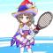 【白猫テニス】アイドルωキャッツで登場したエクセリア