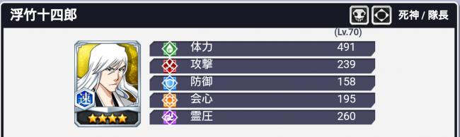 ★4浮竹十四郎