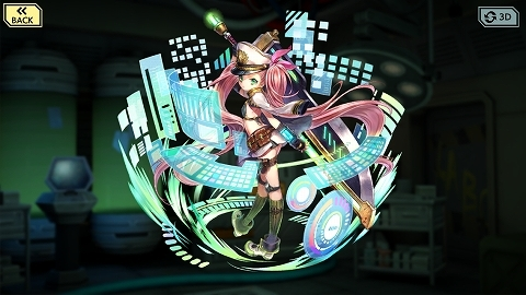 [海軍提督]ユリナ