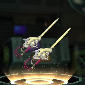 [稲光]雷光剣