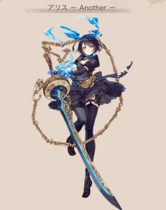 アリス another