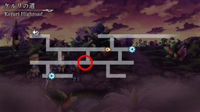 ケルリの道マップ