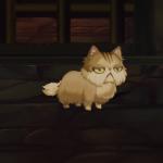 パルシファル宮殿地下ネコ