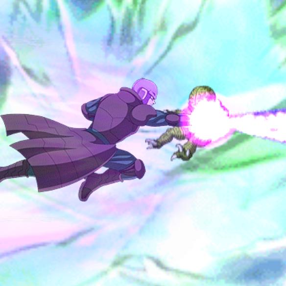 【ドッカンバトル】敵の攻撃を弱体化&気絶効果持ちの第6宇宙最強の殺し屋ヒットは使える使えない!?