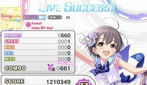 イベント「Kawaii make MY day!」キュートプリンセス