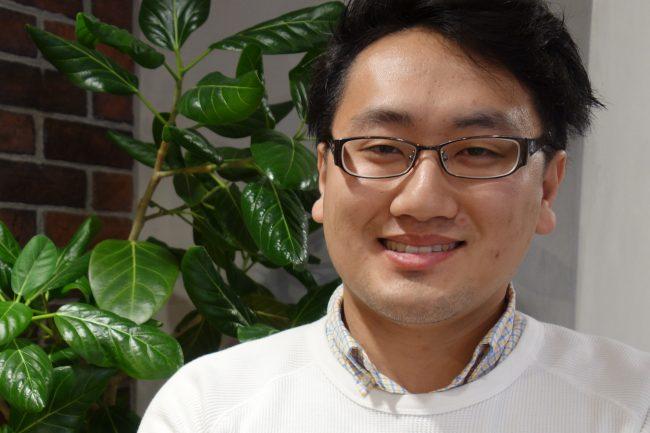 プロデューサーの佐藤氏。