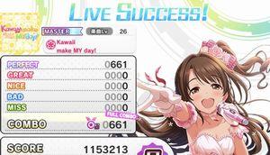 イベント「Kawaii make MY day!」トリコロール・メイク