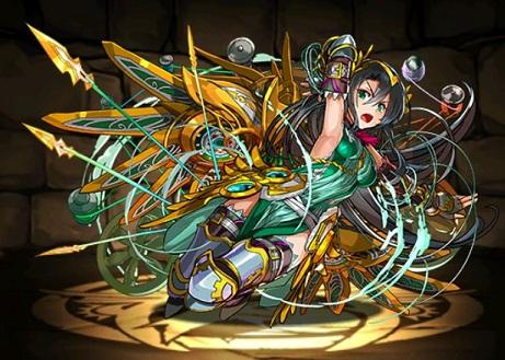 【パズドラ】時女神・ヴェルダンディを考察。分岐進化で木パの必須サブ候補に!
