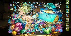 楽園の天鬼姫・風神