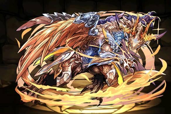 パズドラ光ヘラ=ドラゴン