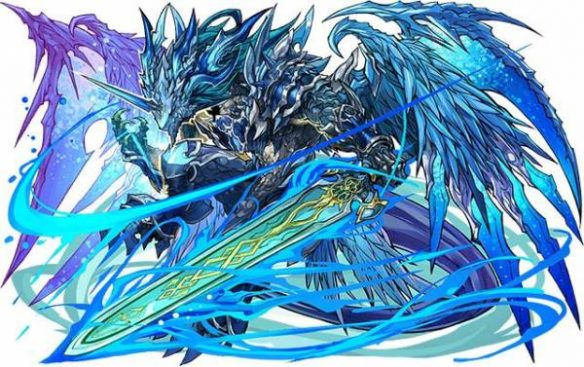 溟剣の龍騎帝・シェリアス