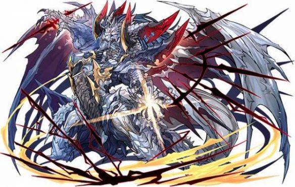 獄翼の龍帝王・シェリアス=ルーツ