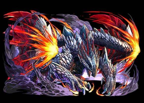 バルファルク 主属性:闇 副属性:火 タイプ:ドラゴン・悪魔